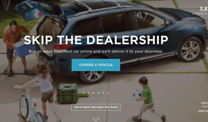 Is technology the future for car dealerships?
