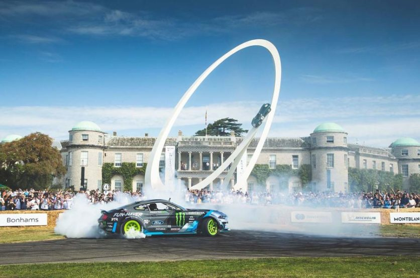 Festival Of Speed >> Goodwood Festival Of Speed 2019 Realtimeuk