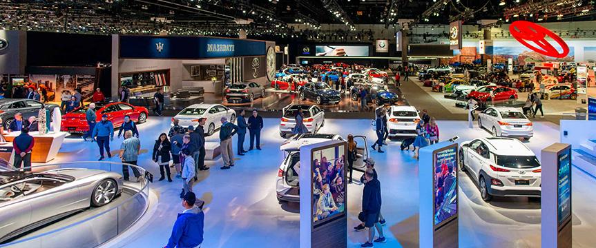 LA Auto Show – Automobility 2019