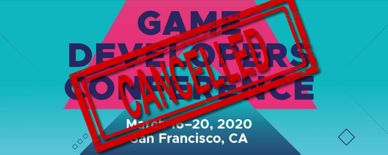 GDC 2020 – Were they right to cancel?