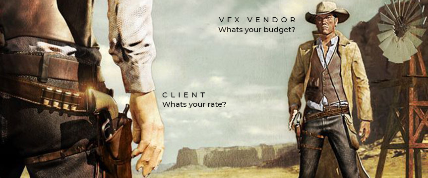 TV VFX for dummies – Budgeting for your VFX (part 1)