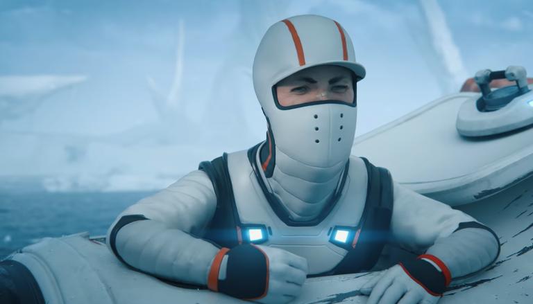 Subnautica Below Zero: Making a Trailer in ZBrush & UE4