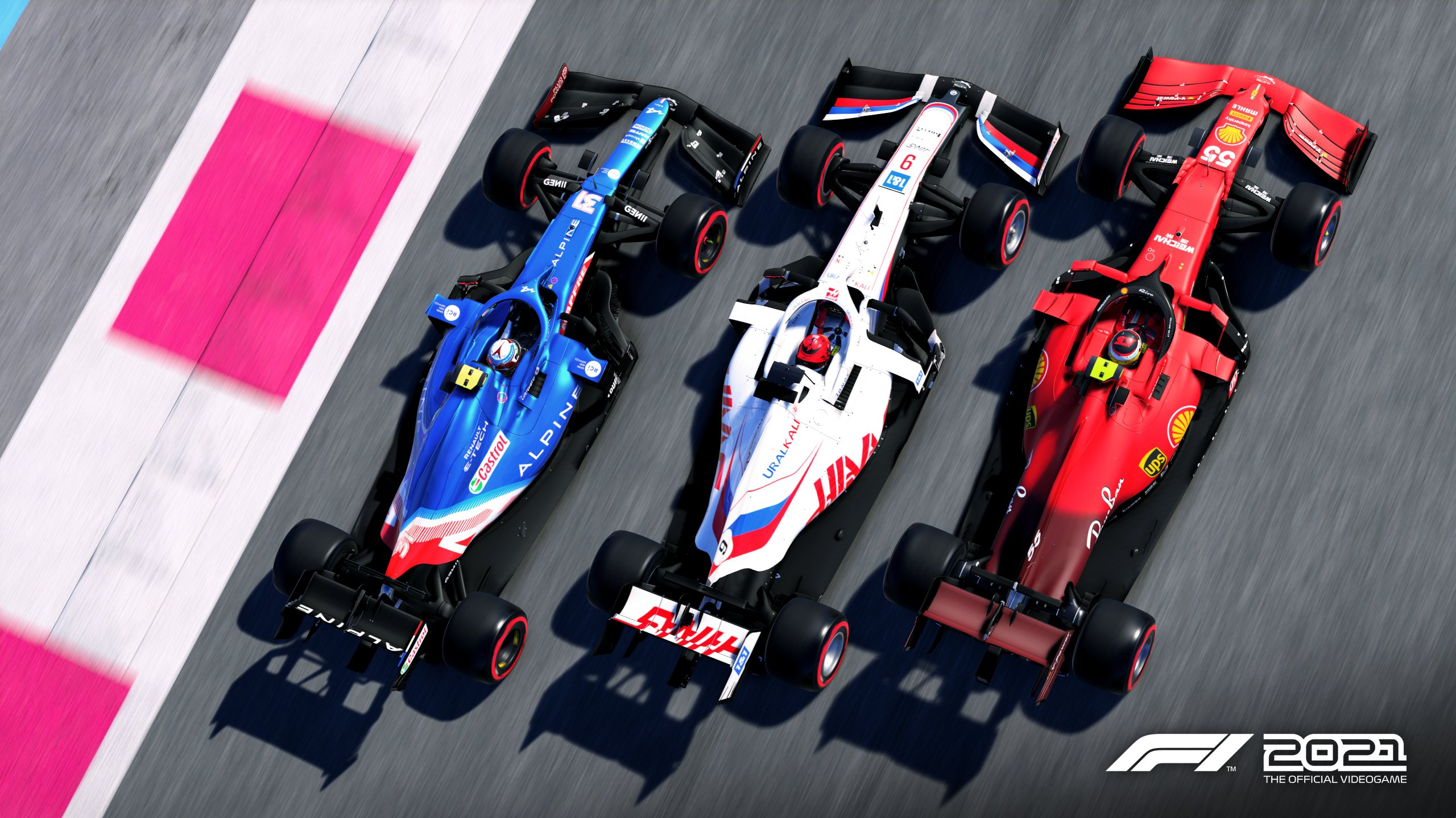 REALTIME delivers cinematics in record time on Codemasters' new F1 2021 game