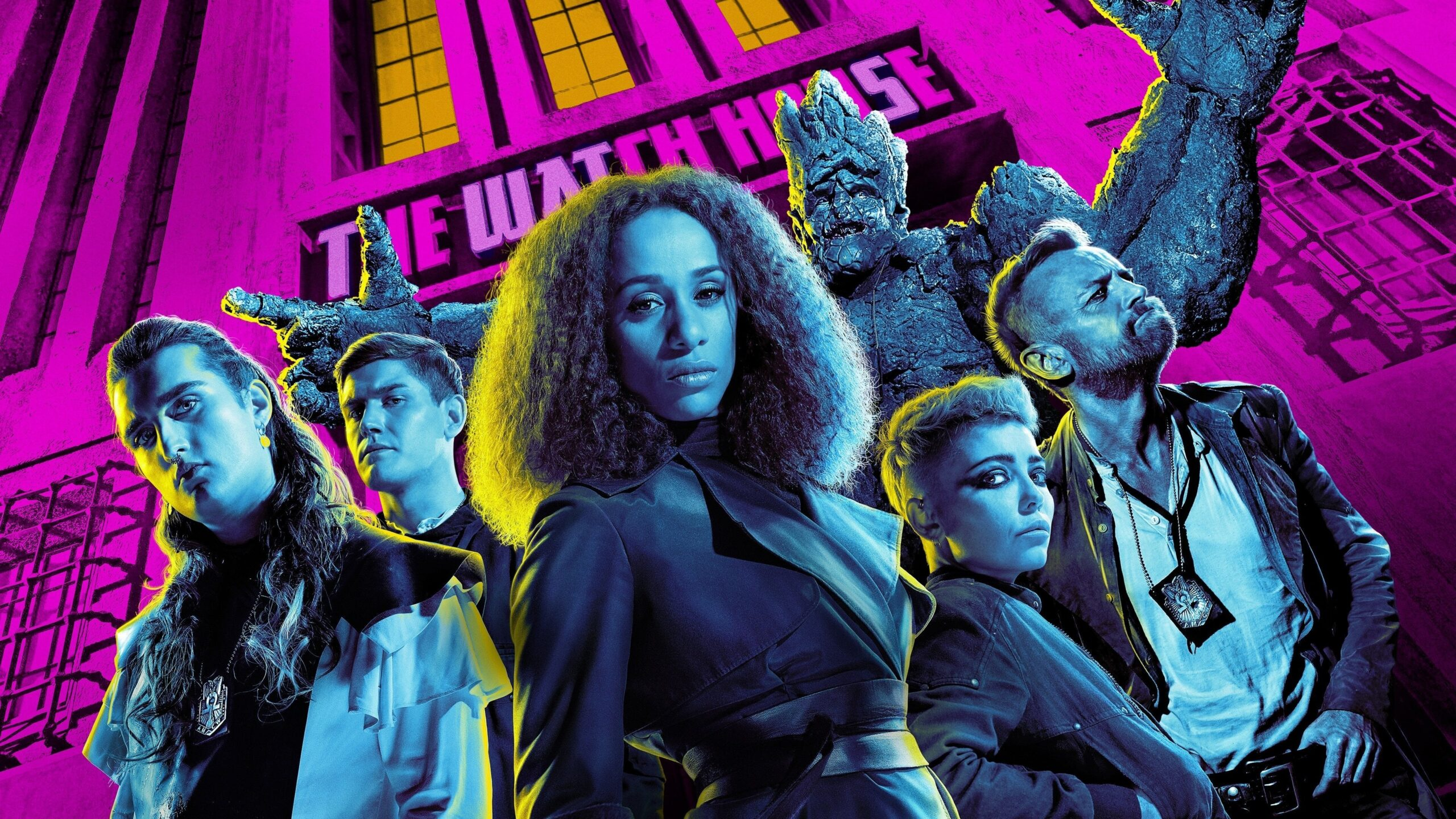The Watch premieres on BBC 2
